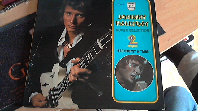 Johnny chante Hallyday LP Pictur65