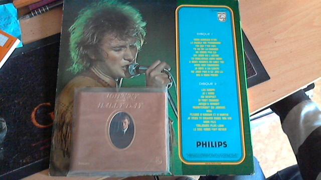 Johnny chante Hallyday LP Pictur66