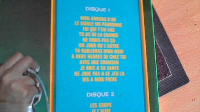 Johnny chante Hallyday LP Pictur67