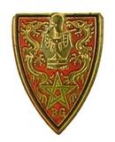 Insignes, Médailles, Ecussons Militaires et Civils 31e_ba10