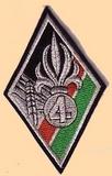 Insignes, Médailles, Ecussons Militaires et Civils 4ame_r10