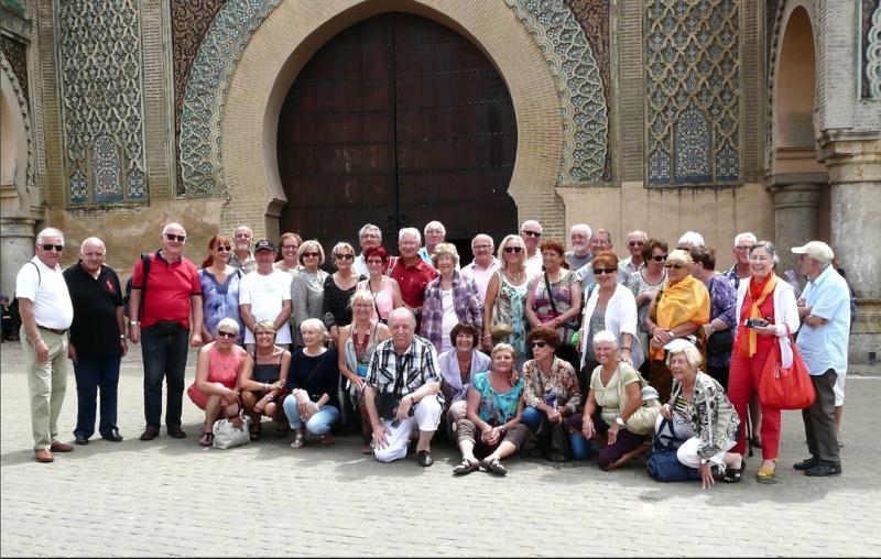 Octobre 2011/ 2013 - Voyage au Maroc  - Page 2 Meknes13