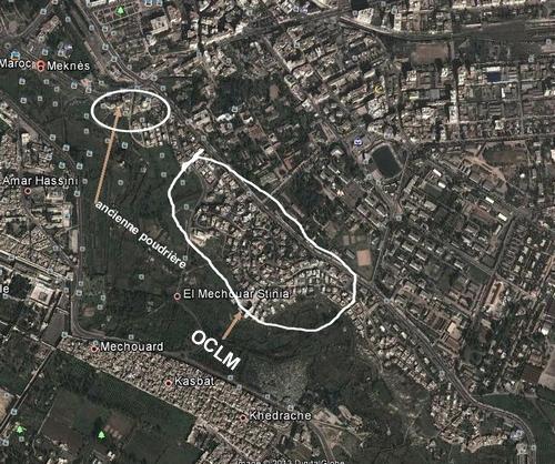 Meknès, la ville Nouvelle 3 Oclm_g10