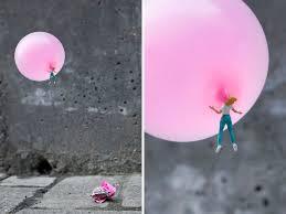 Slinkachu [Street Art] - Page 2 Ballon10