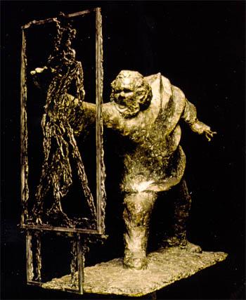 Une sculpture / un sculpteur en passant - Page 5 Daumie10