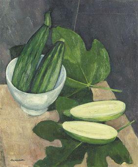 felice casorati - Felice Casorati [peintre] Felice10