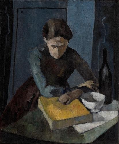 felice casorati - Felice Casorati [peintre] Felice12