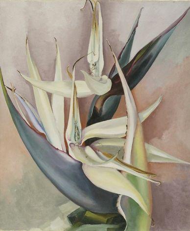 keeffe - Georgia O'Keeffe [peintre] - Page 3 White_10