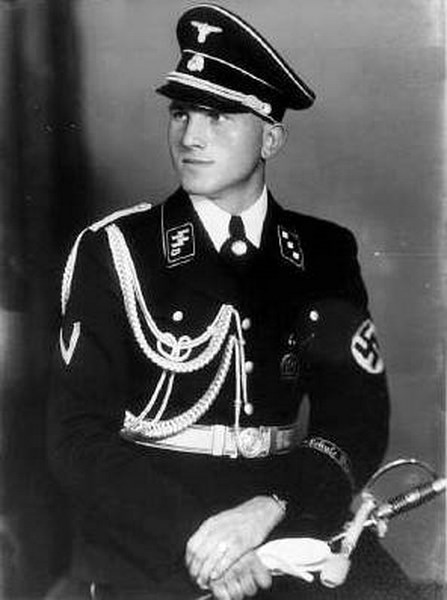 Epée Officier SS - Krebs Offici11