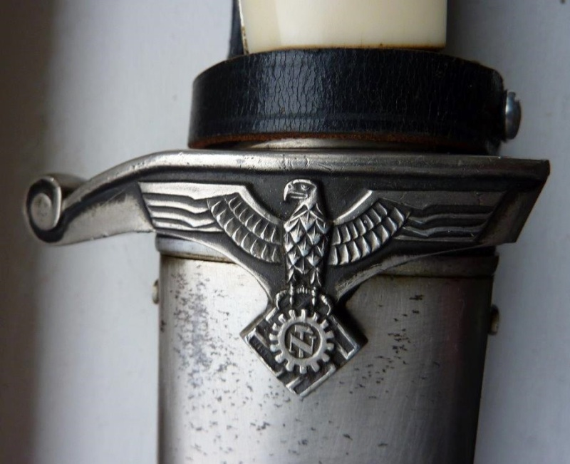 Fendoir (Coutelas) du TENO (mdl troupe) - Eickhorn P1210813