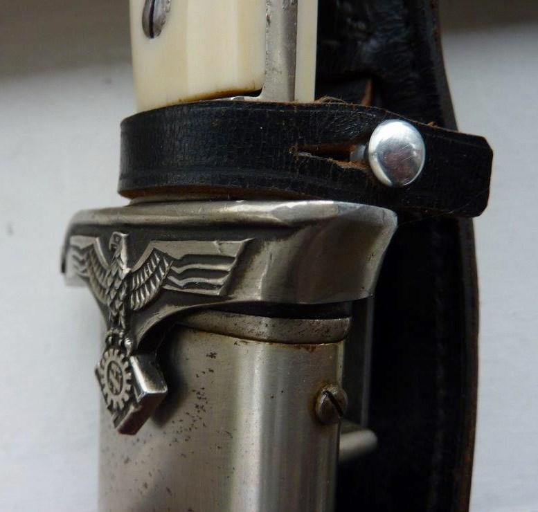Fendoir (Coutelas) du TENO (mdl troupe) - Eickhorn P1210814