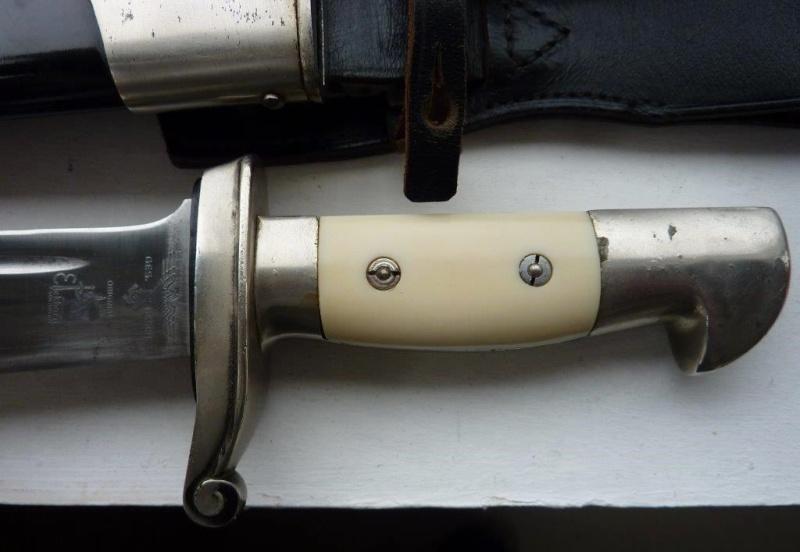 Fendoir (Coutelas) du TENO (mdl troupe) - Eickhorn P1210818