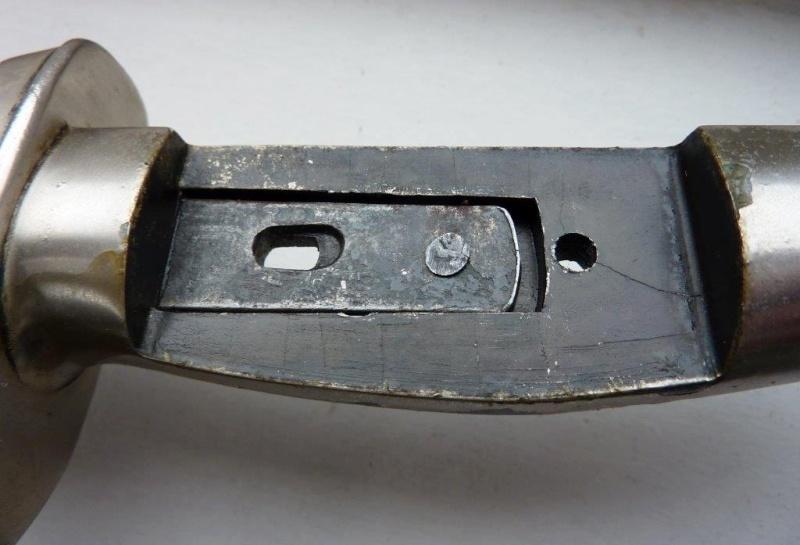 Fendoir (Coutelas) du TENO (mdl troupe) - Eickhorn P1210824