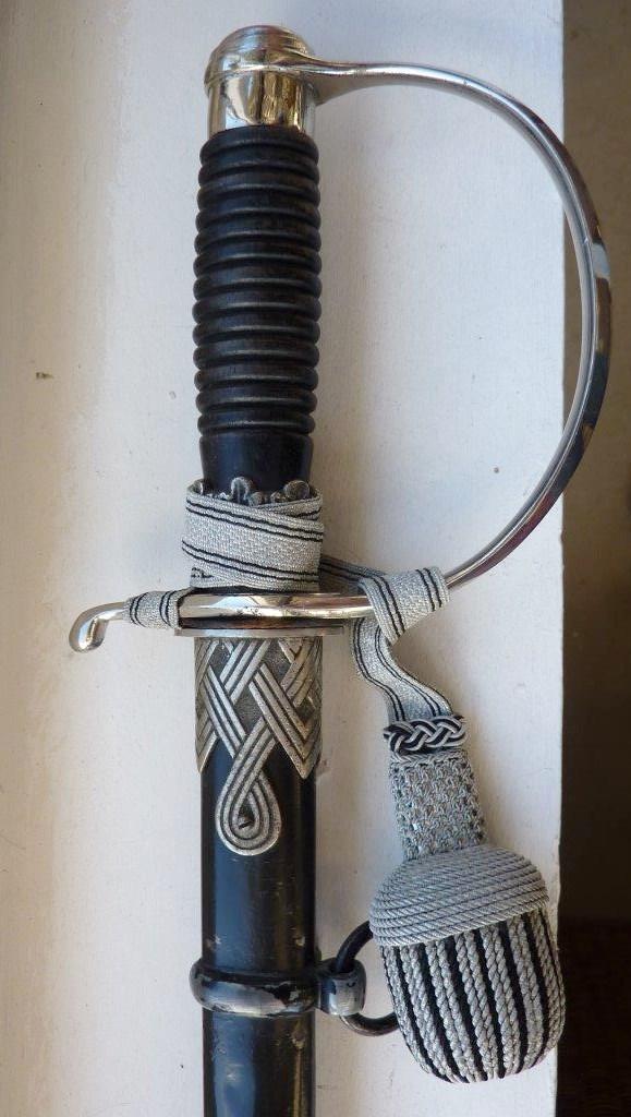 Epée de S/Officier SS - Eickhorn P1210841