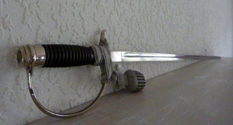 Epée de S/Officier SS - Eickhorn P1210911