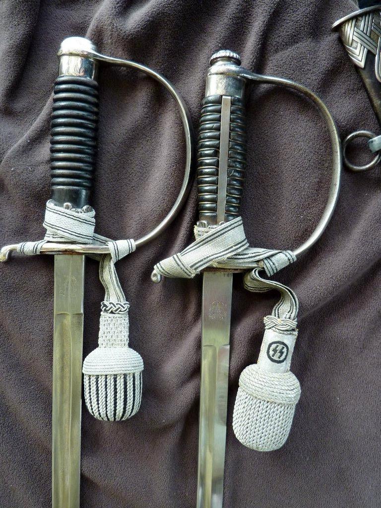 Epée de S/Officier SS - Eickhorn P1210912