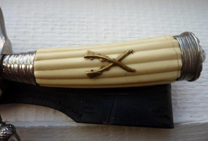 Couteau de chasse des Tireurs / DSchV - Alcoso P1220141