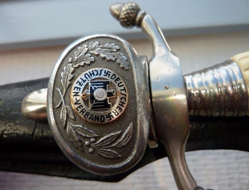 Couteau de chasse des Tireurs / DSchV - Alcoso P1220142