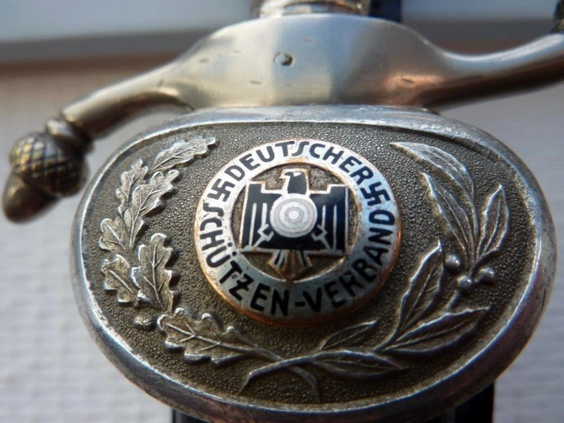 Couteau de chasse des Tireurs / DSchV - Alcoso P1220143