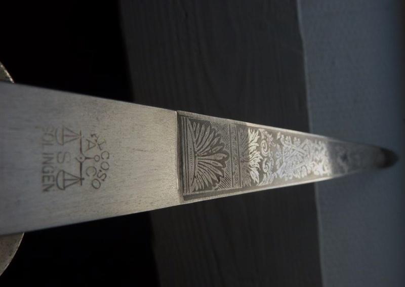 Couteau de chasse des Tireurs / DSchV - Alcoso P1220151