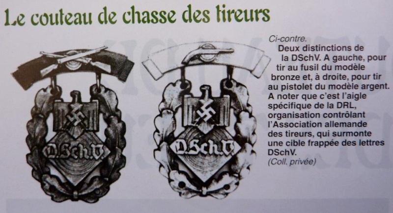 Couteau de chasse des Tireurs / DSchV - Alcoso P1220152