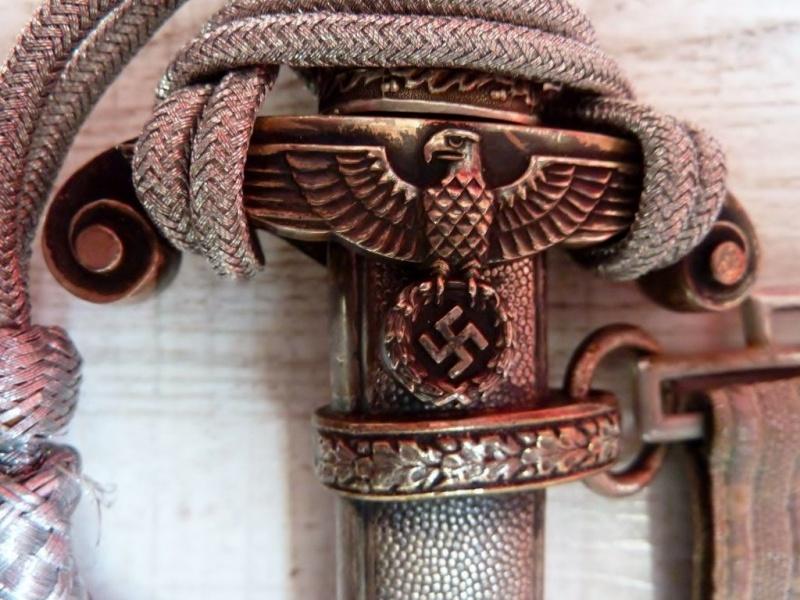 Dague de la Bahnschutz (1er mdl) - Eickhorn P1220913