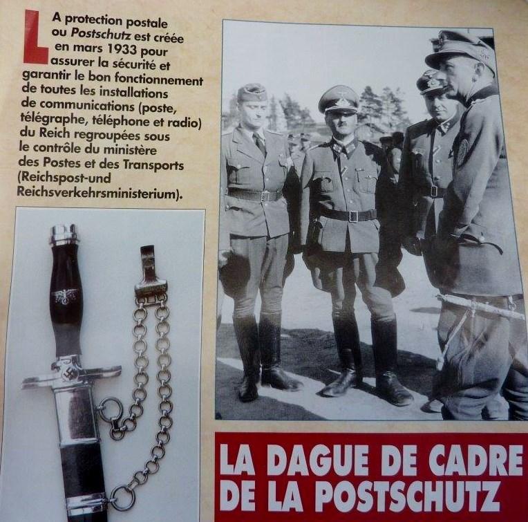 Dague Postschutz Führerdolch - P. Weyersberg P1230312