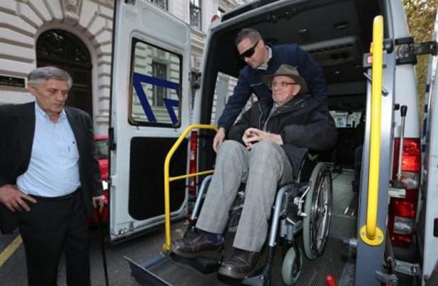 Boljkovac stigao na sud u invalidskim kolicima 1_174910