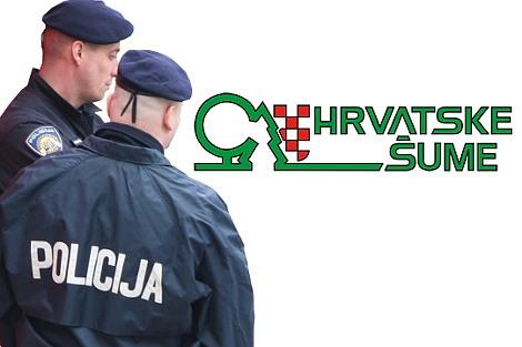 Policijska akcija vezana uz državnu tvrtku Polici11