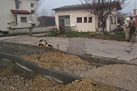Mještani Selca zaustavili gradnju nogostupa Selce_10