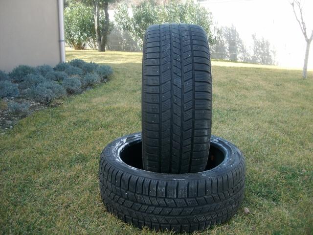 """pneus - Vends pneus """" hiver """" av Pirelli en 18 P Alim3413"""