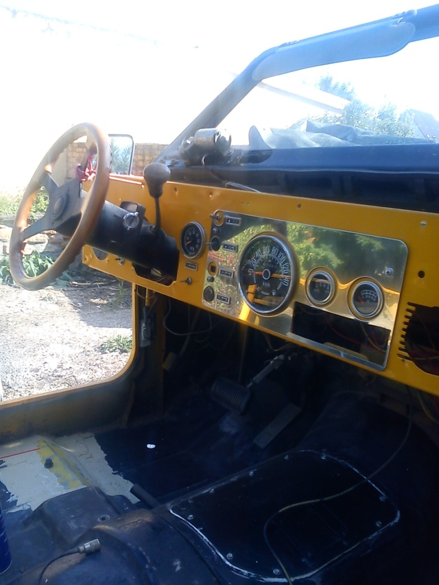 rénovation de ma jeep cj7 , moteur v8 4,9l boite auto trois Jeep_c53