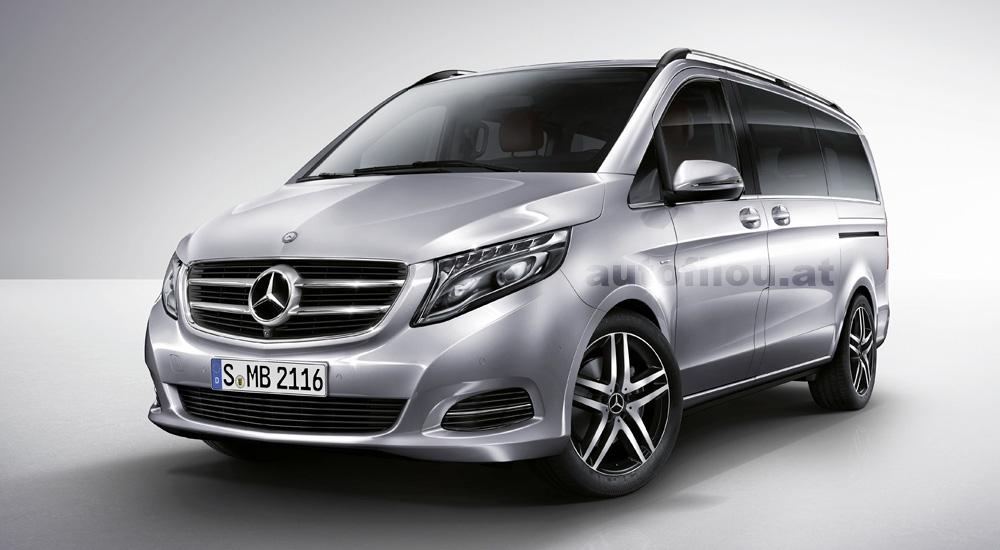 2014 - [Mercedes] Classe V/Vito - Page 5 13c13010
