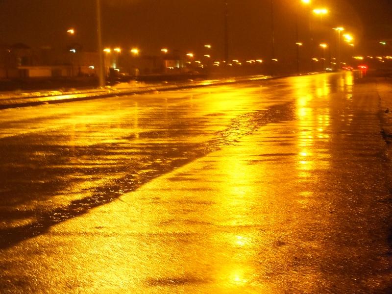 بعدستي أمطار الاحد 1435/3/4  ليلاً بمحافظة الخرج Dscf0812