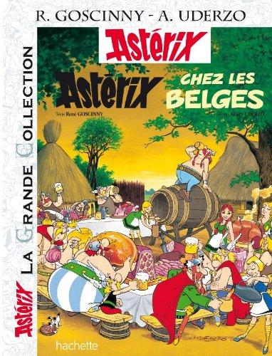 Astérix chez les Belges - Grande collection  61eszr10