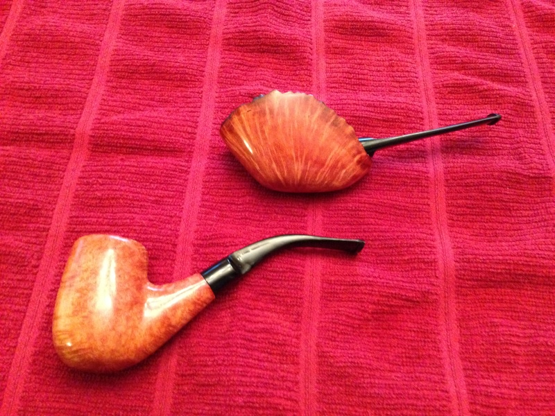 A couple new pipes.. Img_0232