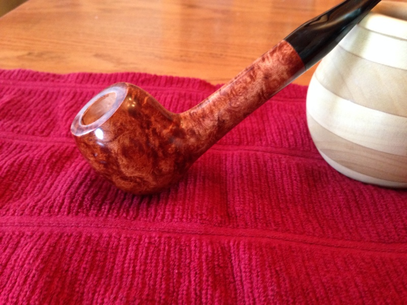 Latest pipe. Img_0246