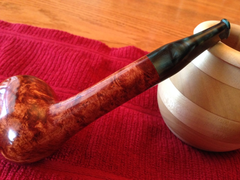 Latest pipe. Img_0247
