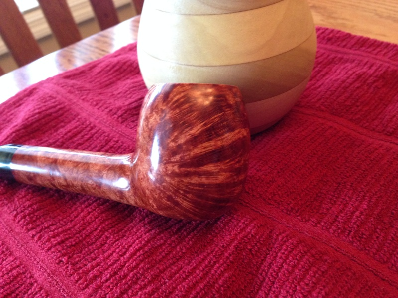 Latest pipe. Img_0248