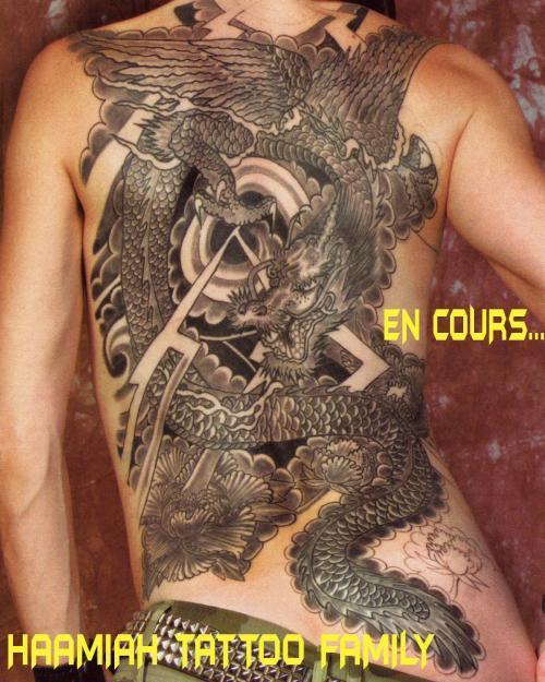 image tatouage  Dragon11
