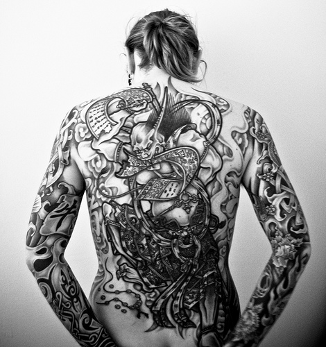 image tatouage  Tumblr23