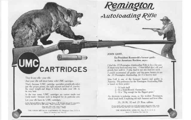 rifle - Elmer Boyd with Rifle Image90