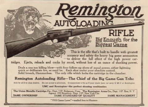 rifle - Elmer Boyd with Rifle Image91