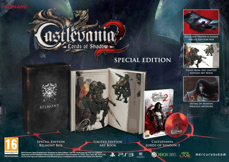 Castlevania lords of Shadow 2 collector Image18