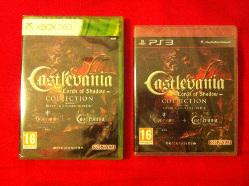 Castlevania Lord of Shadow 2 edition collector Img_0412