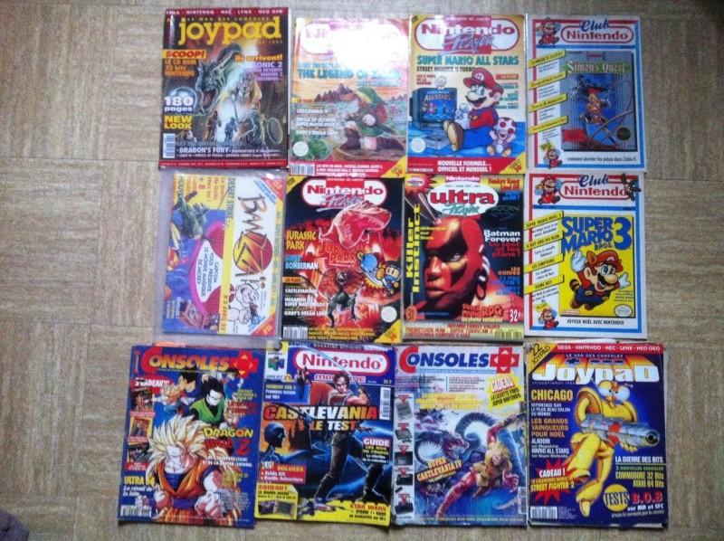 La folie rétro se propage sur les magazines de jeux vidéo... Img_0842