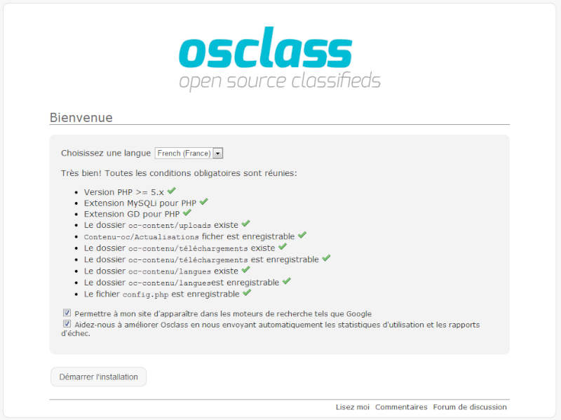 [TUTO] Comment installer Osclass en local sous wamp Wamp1010