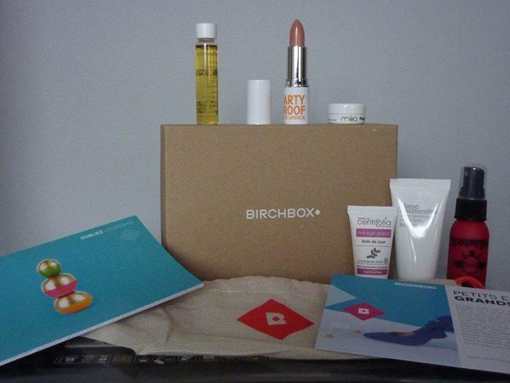 [Janvier 2014] Birchbox  - Page 8 Box10