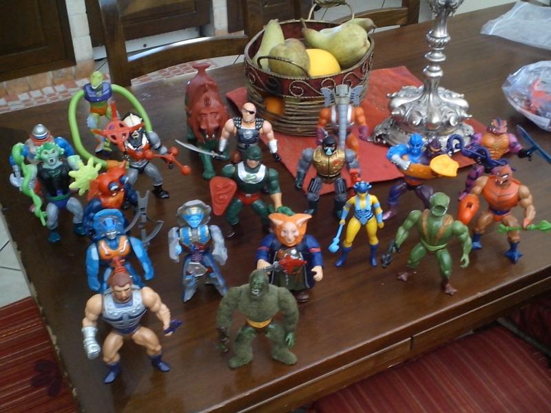 Grande blocco doppioni personaggi Masters of the Universe Img_2040