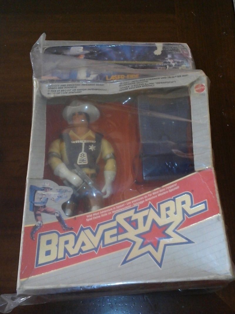 Bravestarr Tex Hex e Marshal Laser Fire Marsha10